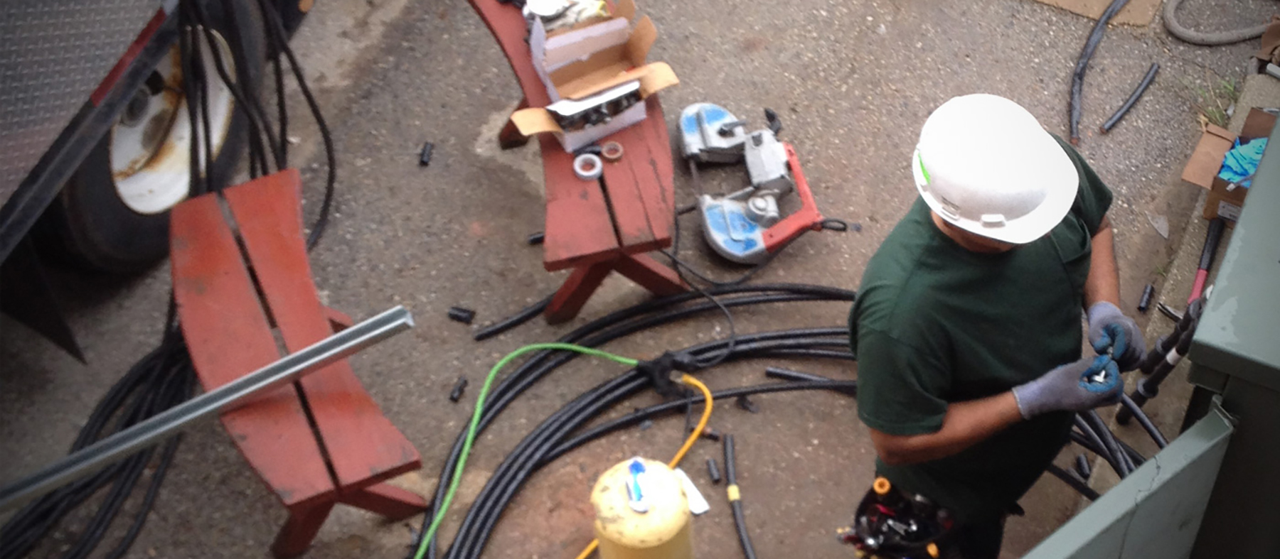 Home Residential Wiring Estimation Powering The Lakeshore